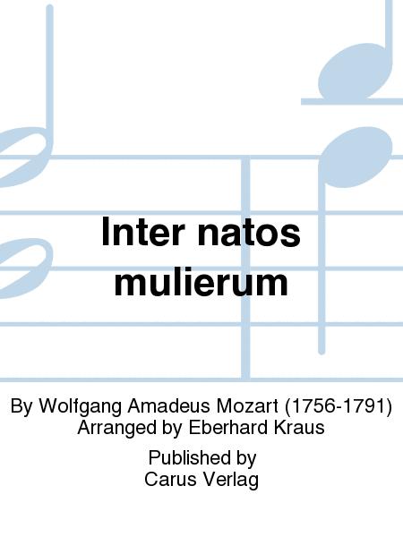 Inter natos mulierum