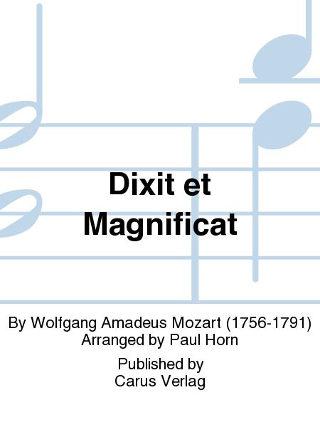 Dixit et Magnificat