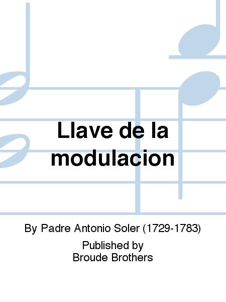 Llave de la modulacion