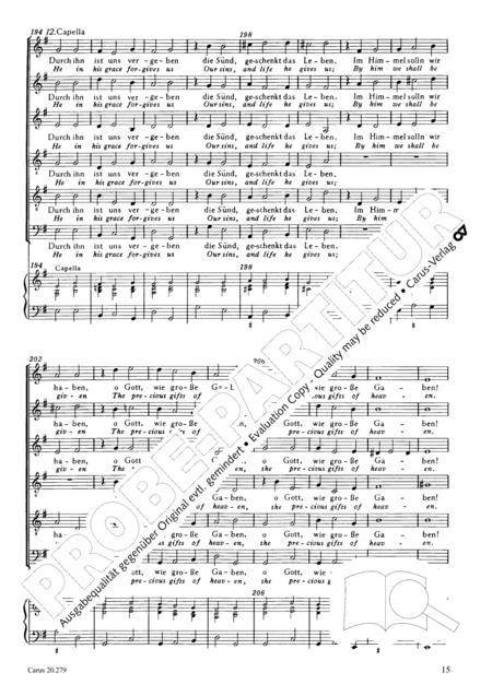 Musikalische Exequien I-III