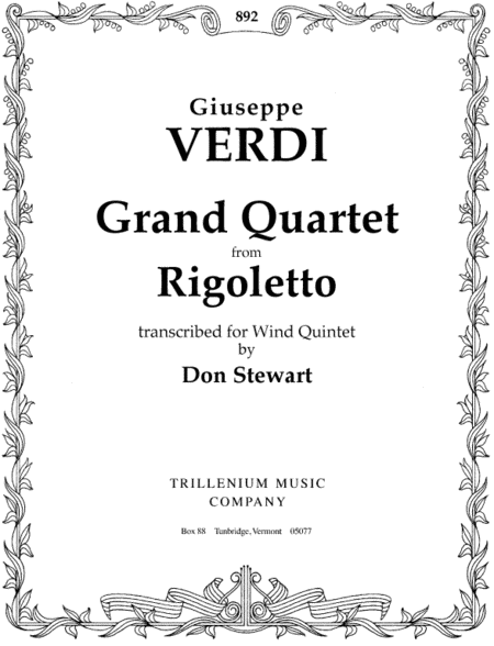 Grand Quartet