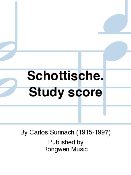 Schottische. Study score