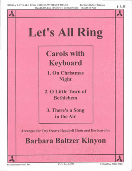 Let's All Ring Carols With Keyboard (Archive)