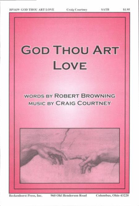 God Thou Art Love