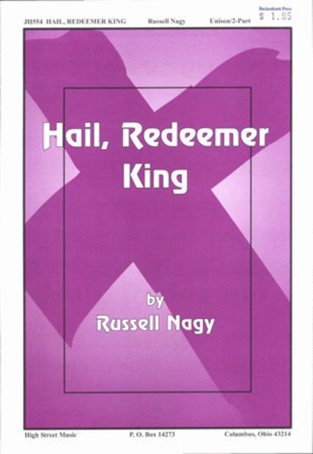 Hail, Redeemer King