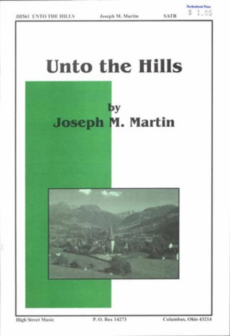 Unto the Hills