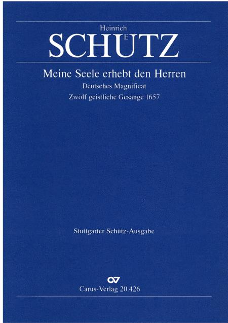 Magnificat; Ehre sei dem Vater