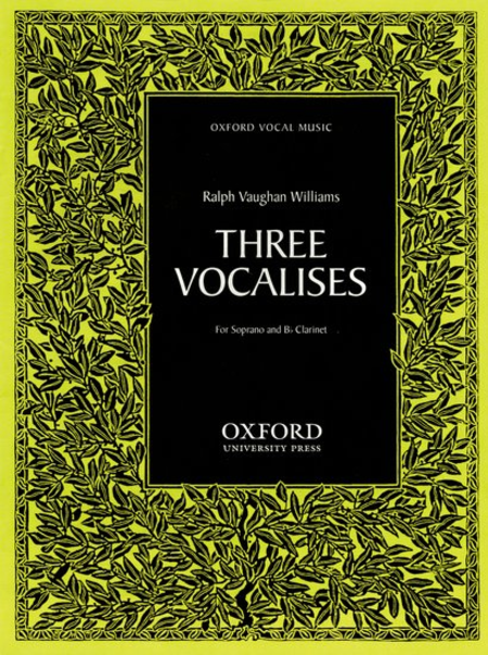 Three Vocalises