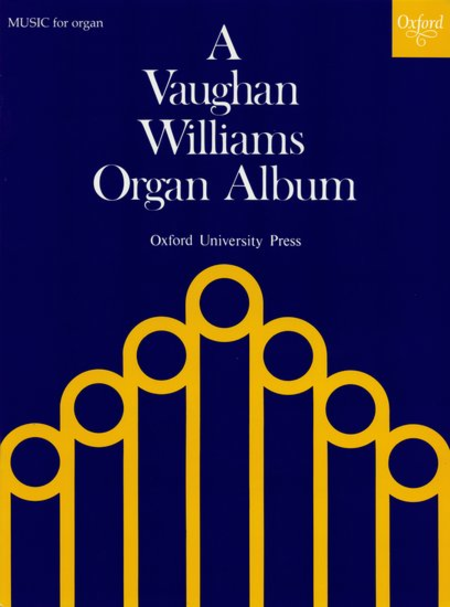 A Vaughan Williams Organ Album