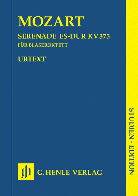 Serenade in Eb Major K375