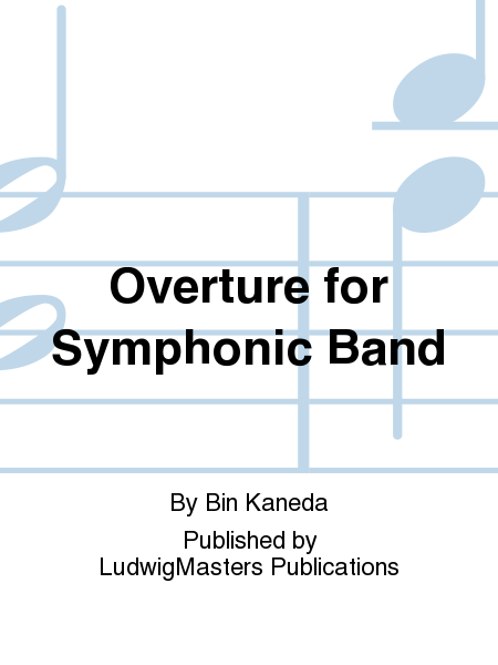 Overture for Symphonic Band