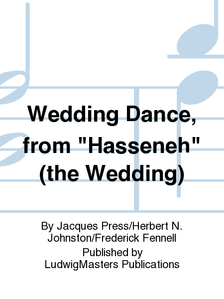 Wedding Dance, from