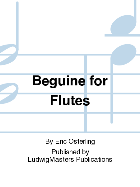 Beguine for Flutes