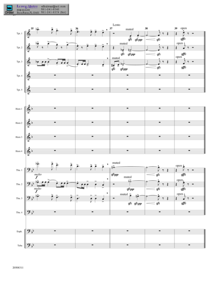 Divertimento for 15 Winds