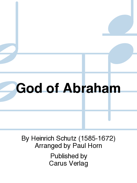 God of Abraham (Der Gott Abrahams)