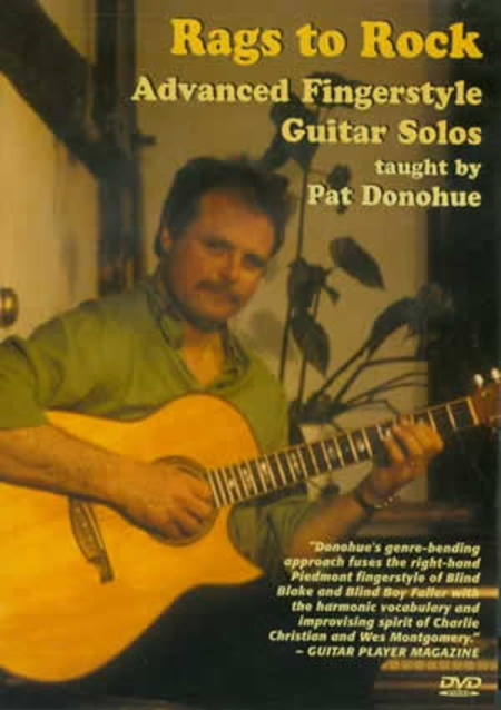 Rags to Rock: Advanced Fingerstyle Guitar Solos