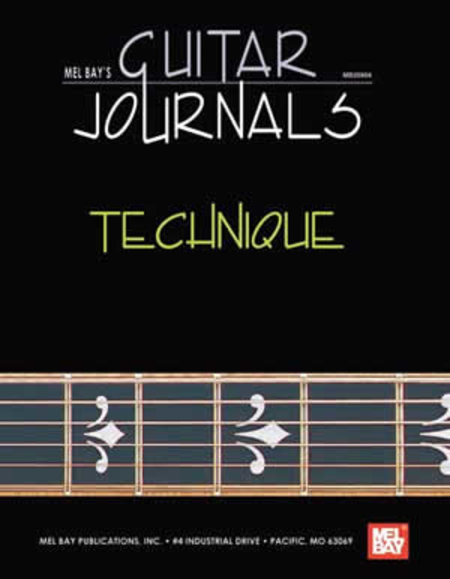 Guitar Journals - Technique