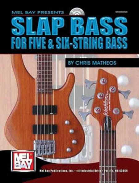 Slap Bass for Five & Six-String Bass