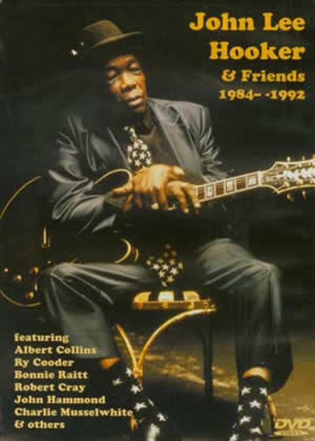 John Lee Hooker & Friends (1984-1992)