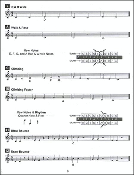 Youth Harmonica Method
