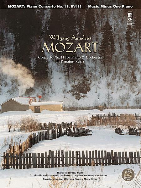 MOZART: Concerto No. 11 in F major, KV413