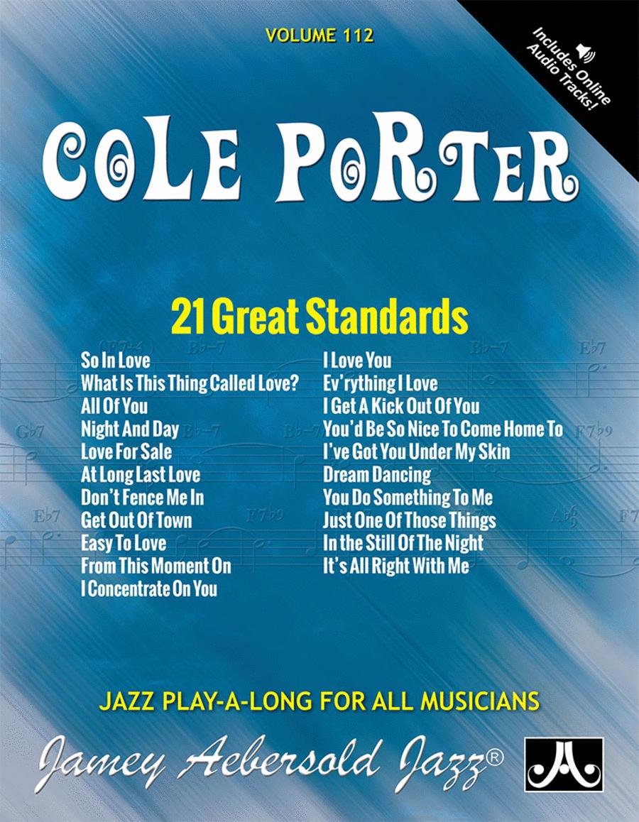 Volume 112 - Cole Porter -
