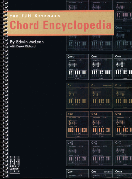 The FJH Keyboard Chord Encyclopedia