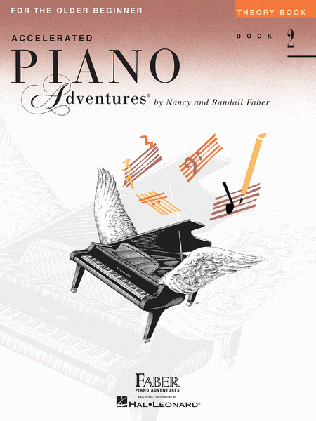 Accelerated Piano Adventures for the Older Beginner