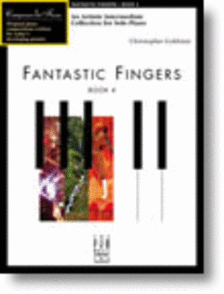 Fantastic Fingers, Book 4