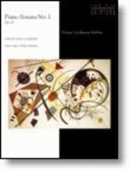 Piano Sonata No. 1, Op. 25