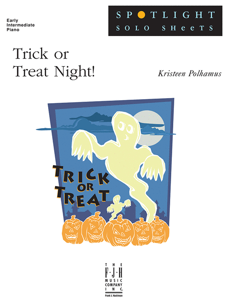 Trick or Treat Night!