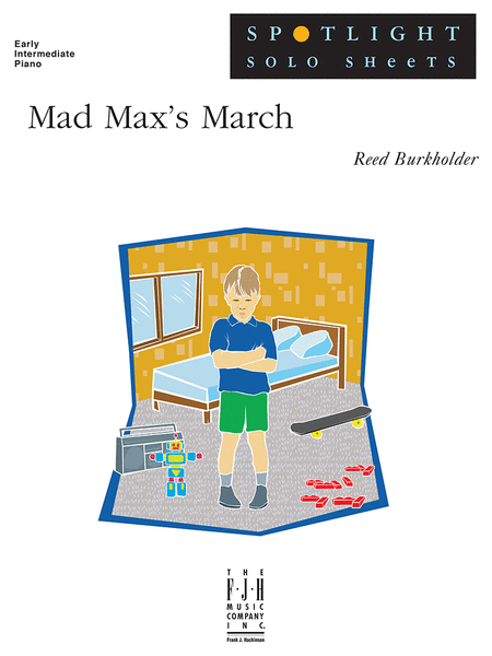 Mad Max's March