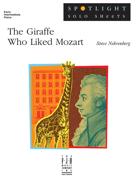 The Giraffe Who Liked Mozart
