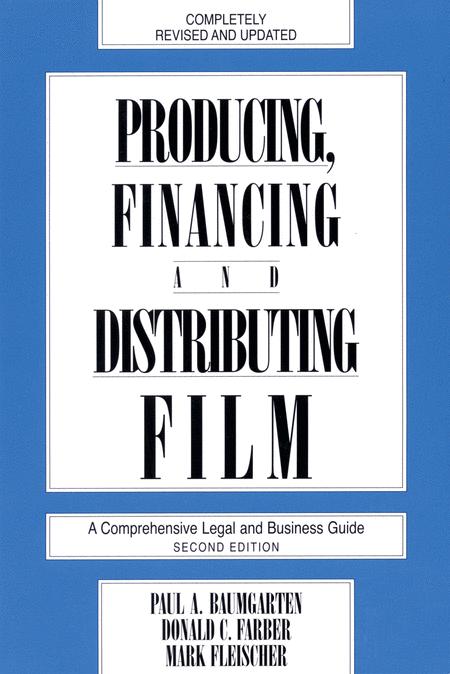 Books on movie producing