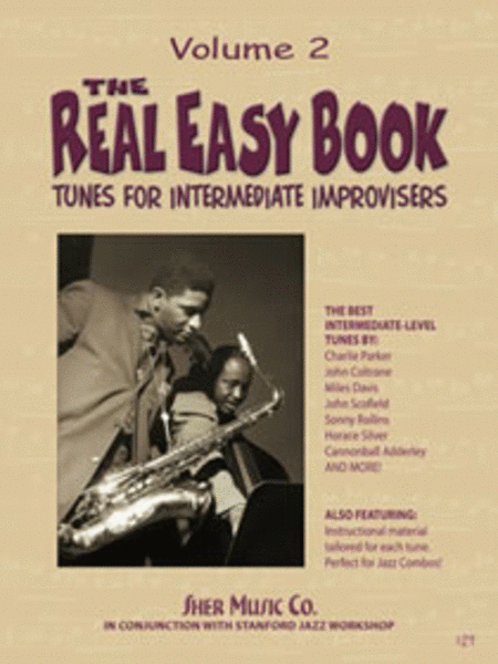 The Real Easy Book - Volume 2 (Bb Edition)
