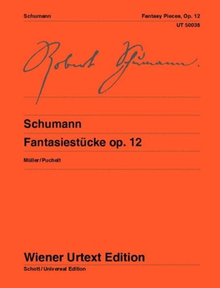 Fantasy Pieces, Op 12