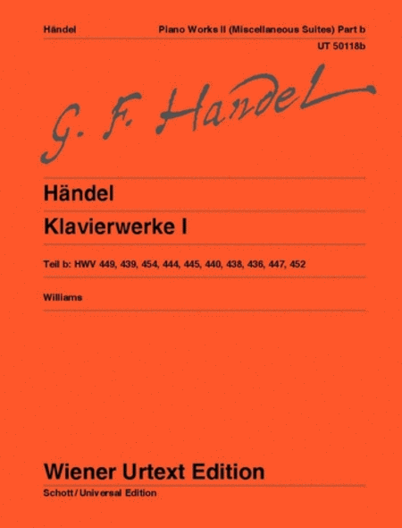 Works for Piano, Vol. 1b
