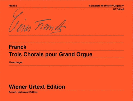 Complete Works for Organ, Vol. 4