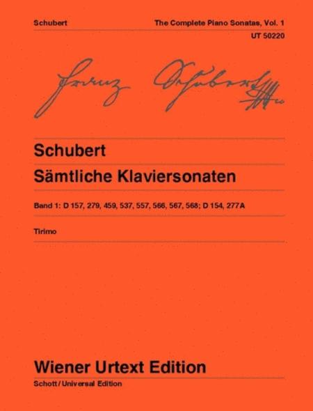Complete Piano Sonatas, Vol 1