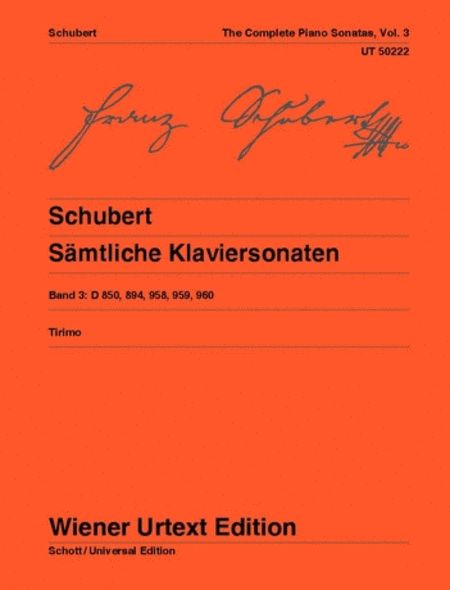 Complete Piano Sonatas, Vol 3