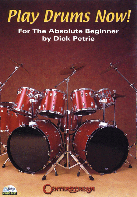 Play Drums Now! A Complete Lesson In A Box Vol 1