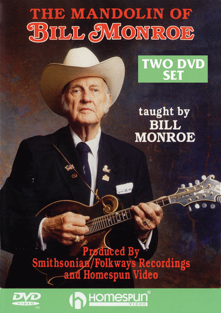 The Mandolin of Bill Monroe