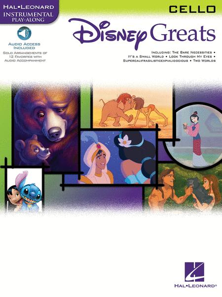 Disney Greats - Cello