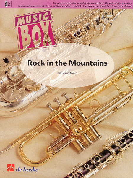 Rock in the Mountains