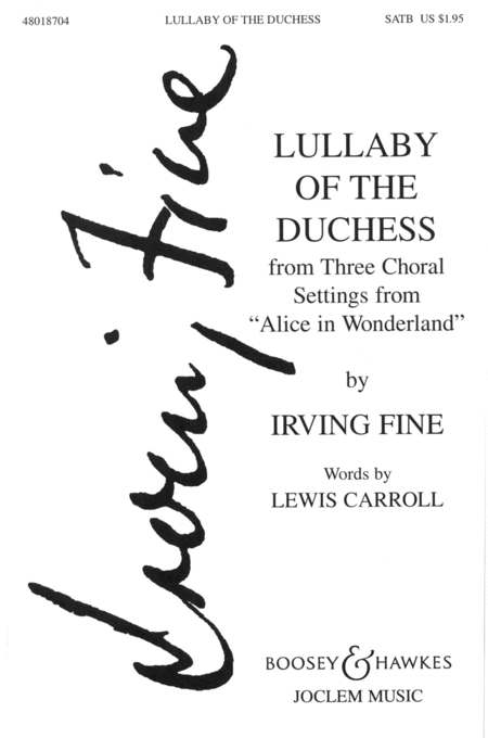 Lullaby of the Duchess