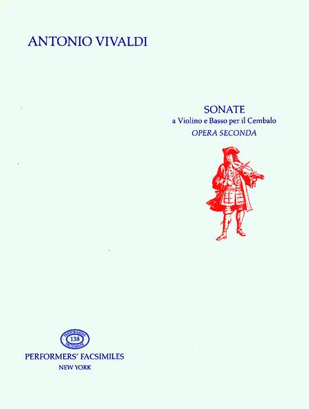 Sonate a Violino & basso continuo, Opera 2