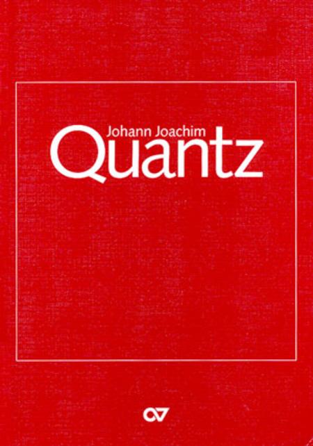 Quantz-Werkeverzeichnis