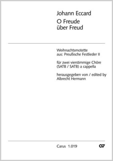 O Freude uber Freud