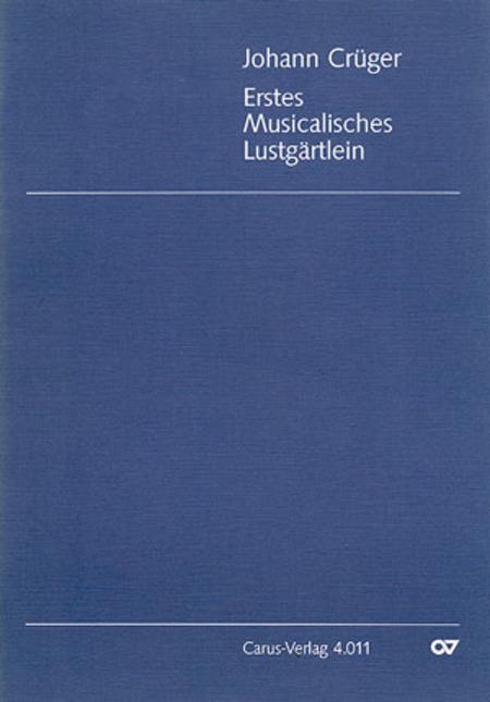 Erstes Musicalisches Lustgartlein