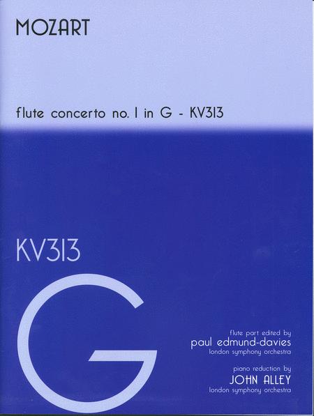 Flute Concerto in G - KV313